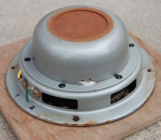 Altec 755a Speaker Famously Designed By Western Electric